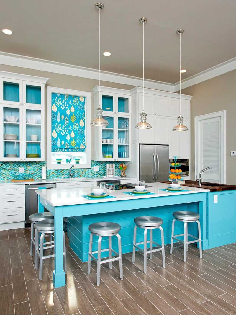 Coastal-Kitchen Design