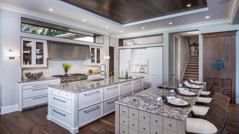 Double-Island-Kitchens