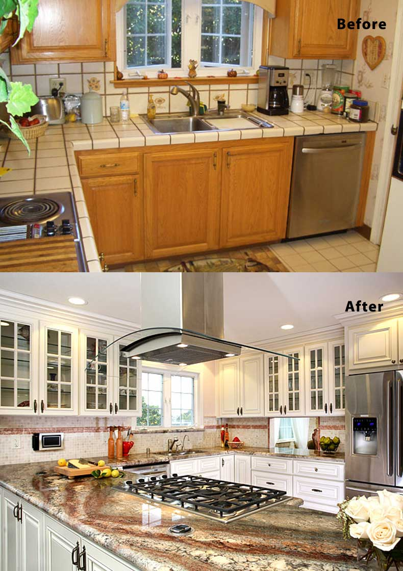 Kitchen remodel ideas before and after 22