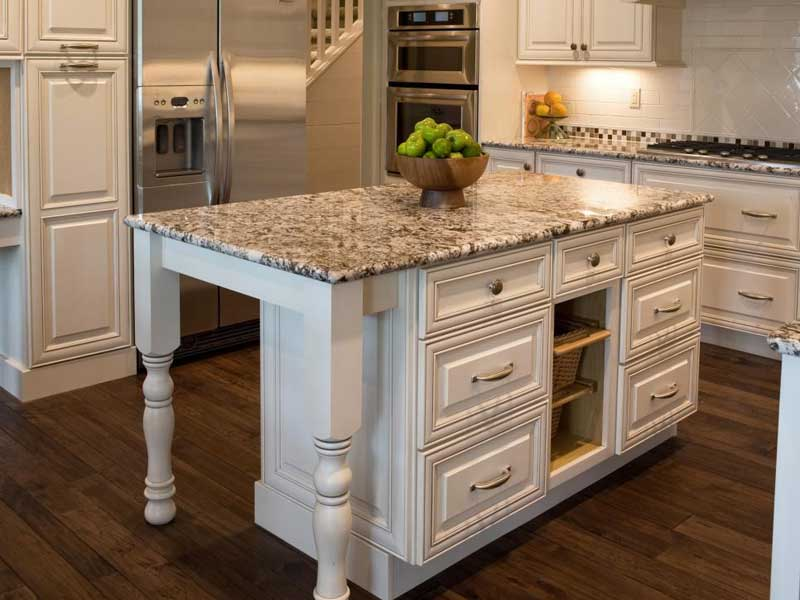43 Kitchen Countertops Design Ideas -Homeluf.com
