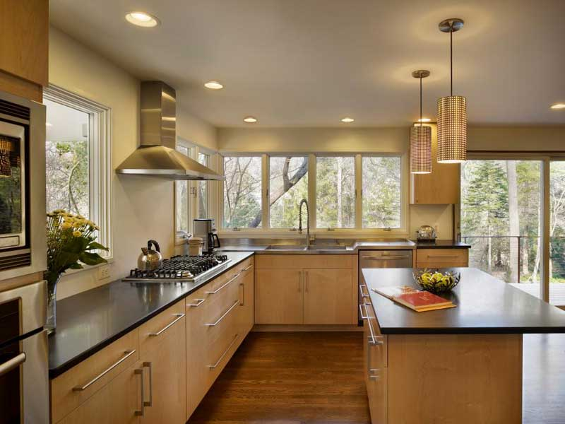 Gray Stone Countertops