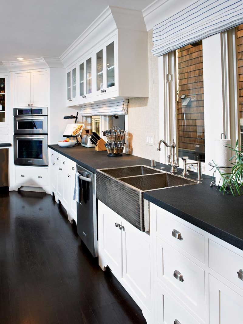 Honed Countertop