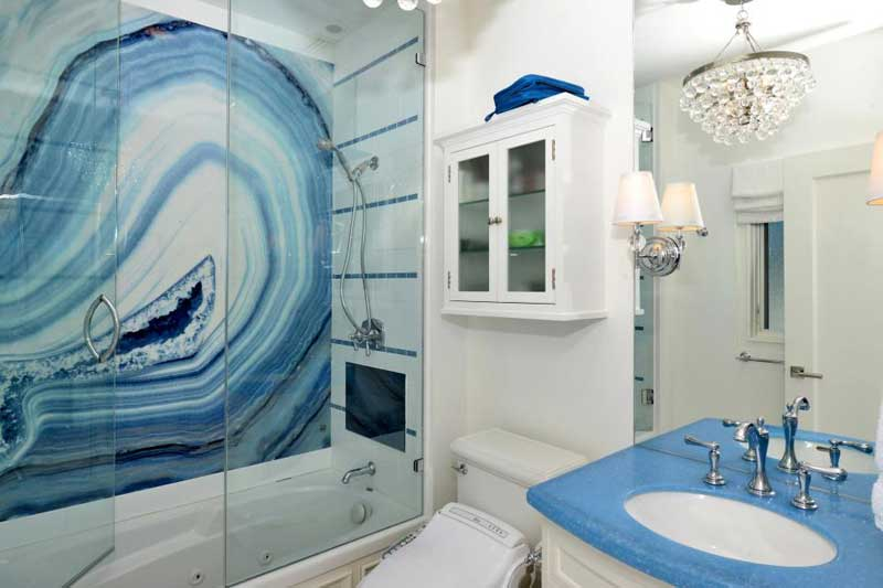 Murals, Bathroom Wall Decor Ideas