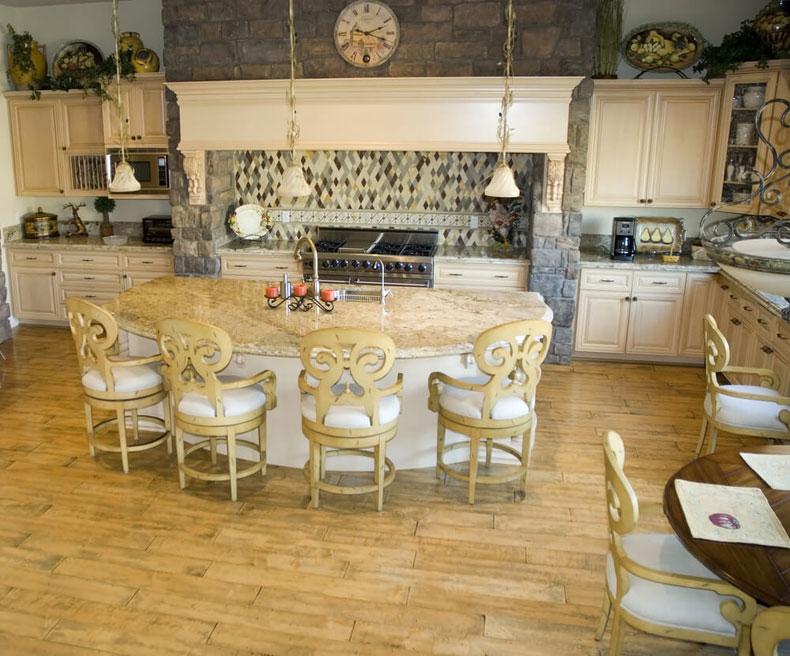 50 Gorgeous Kitchen Island Design Ideas Homeluf Com