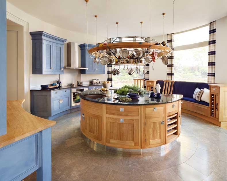 50 Gorgeous Kitchen Island Design Ideas - Homeluf.com