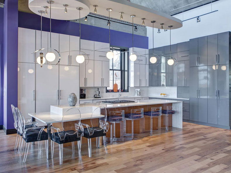 50 Gorgeous Kitchen Island Design Ideas - Homeluf.com