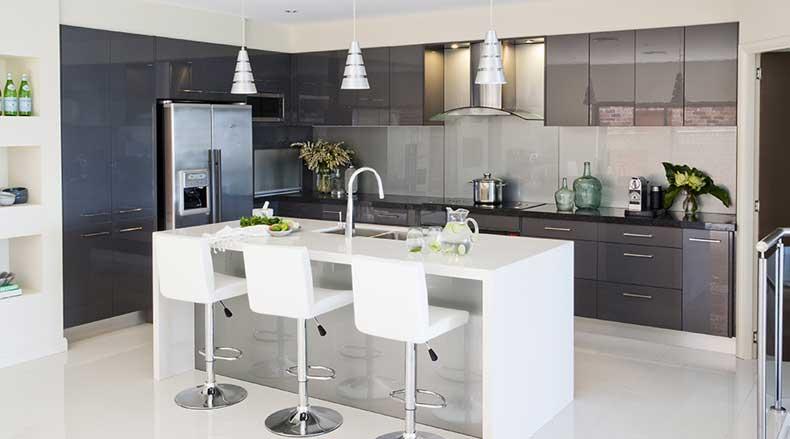 modern-sleek-galley-kitchen-island