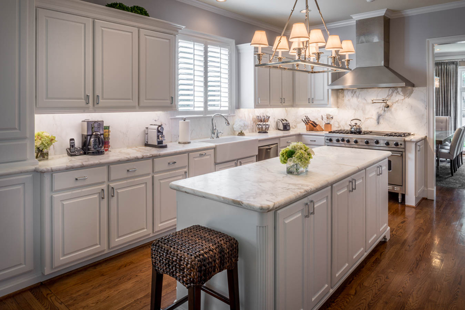 200 beautiful white kitchen timeless kitchen design with - Trends in kitchen countertops ...