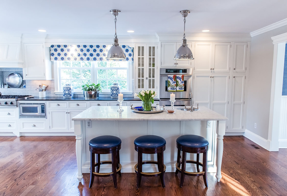 200 Beautiful White Kitchen Design Ideas - That Never Goes ...