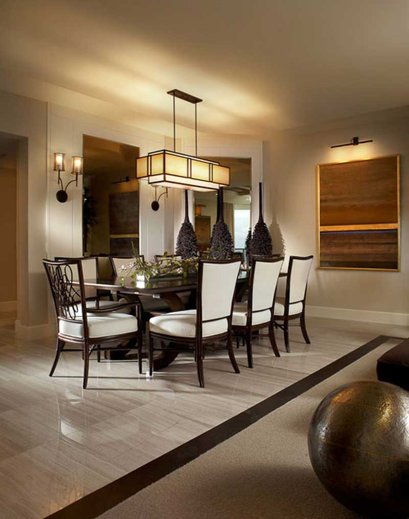 100 Dining Room Lighting Ideas Homeluf