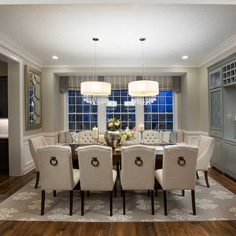 Formal Dining Room Chandeliers