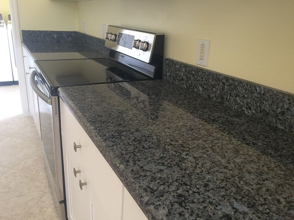 Blue pearl royal granite countertops