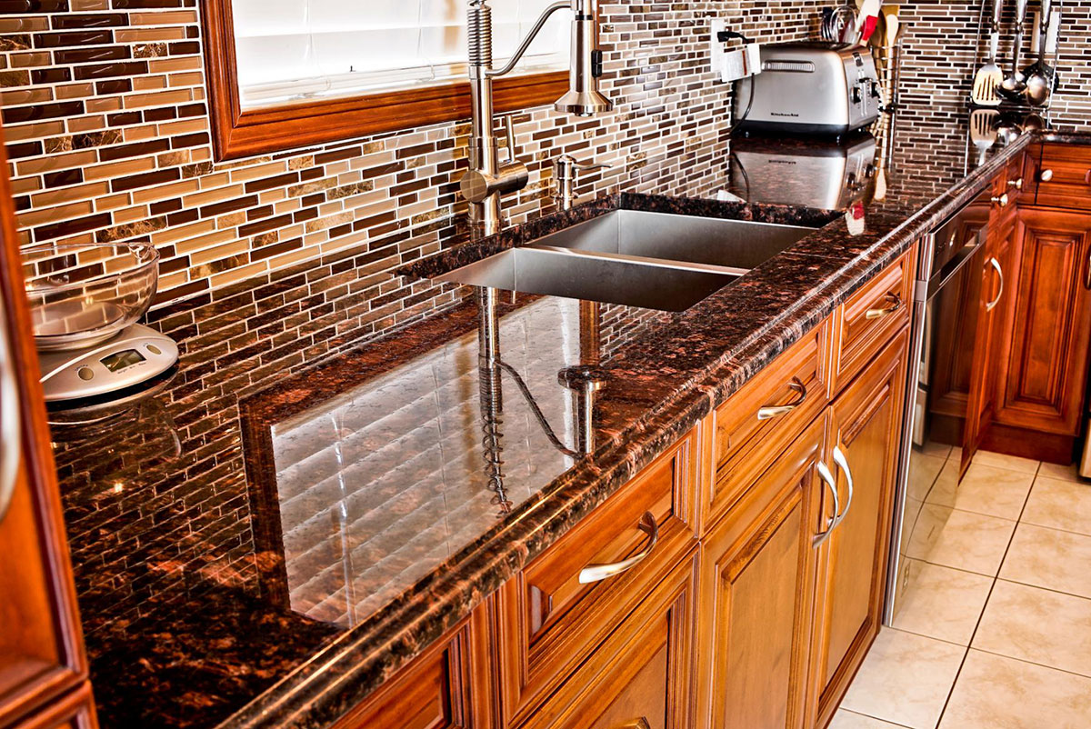 Tan Brown Granite Countertops Kitchen Tan Brown Granite Countertops Pictures Cost Pros And Cons