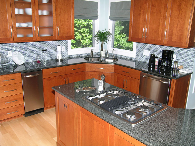 Impala Black Granite Countertops
