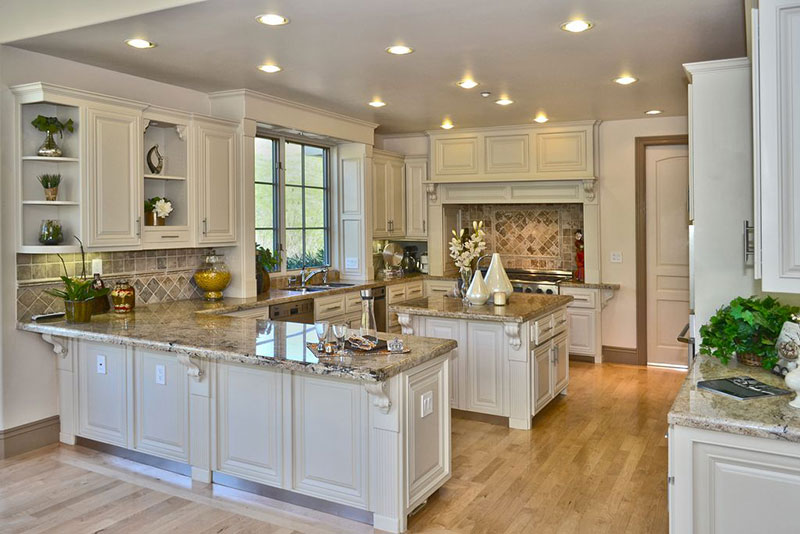 White Ice Granite Countertops (Pictures, Cost, Pros And Cons