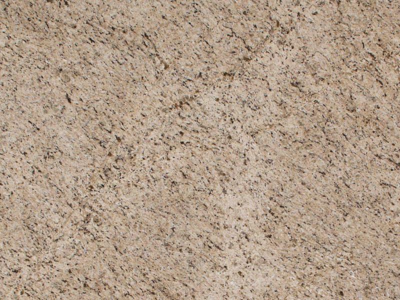 Giallo ornamental granite colors