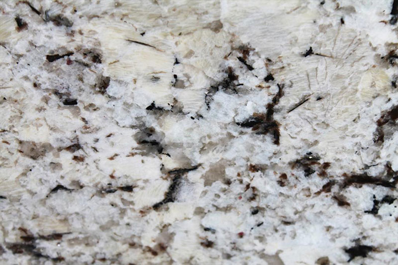 Alaska White Granite Colors