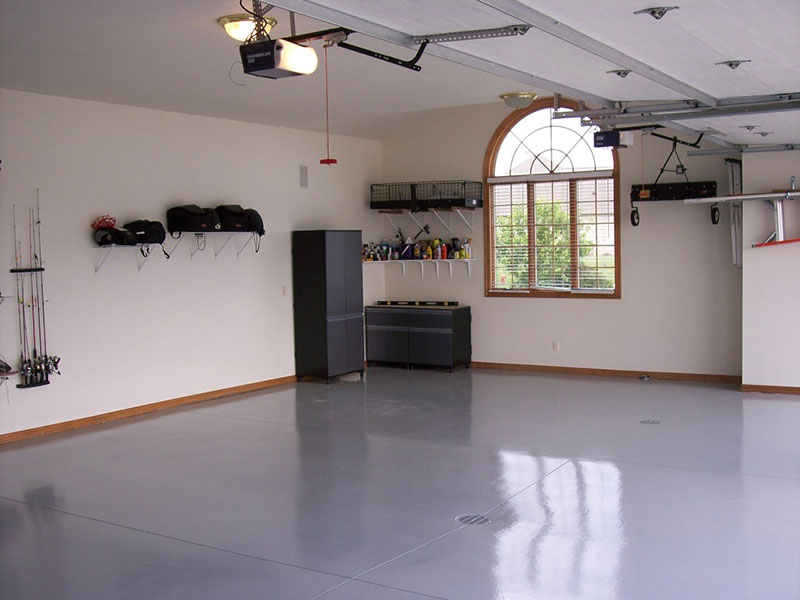 How Much Does Garage Floor Epoxy Cost