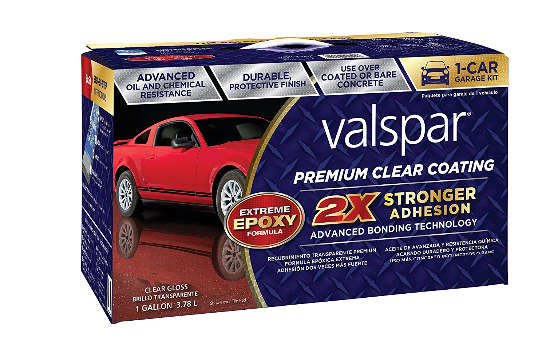 Valspar Garage Floor Epoxy Review Homeluf