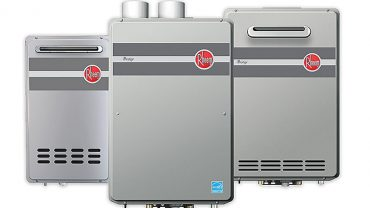 Rheem Tankless Water Heater Reviews