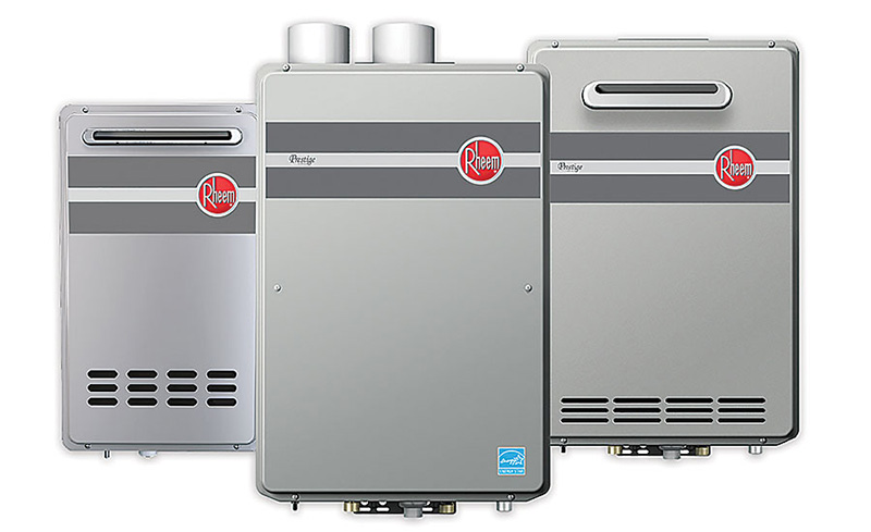Rheem Tankless Water Heater Reviews Electric Amp Gas