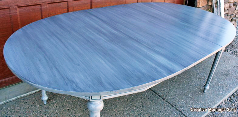 04 Washed Table Gray Stain