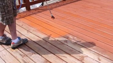 Best Sprayers for Staining Decks
