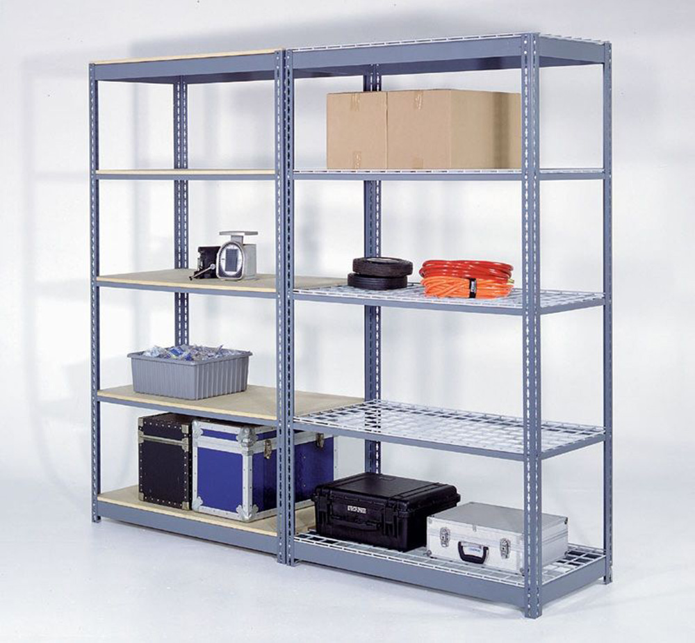 Best Basement Storage Shelves