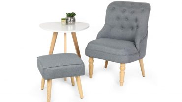 Accent Chair and Ottoman Sets Under $200