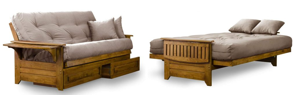 Nirvana Brentwood Futon Sofa Bed