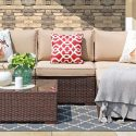 Cheap Outdoor Sectionals Under $500