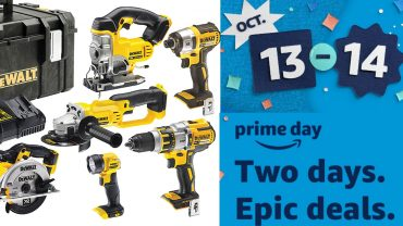 Best Power Tool Deals on Amazon Prime Day 2020