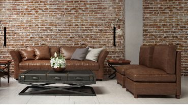 Best Genuine Leather Sofa Sets
