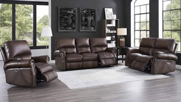 Best Reclining Leather Sofa Sets