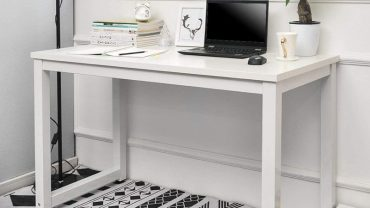 White Desks Under $100