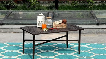 Cheap Outdoor Coffee Tables
