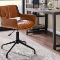 Home Office Chair Without Wheels