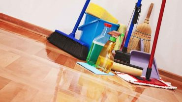 Hardwood Floor Care Kit