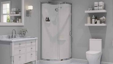Best Corner Shower Kits for Small Bathrooms