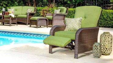 Best Outdoor Reclining Chairs With Footrests