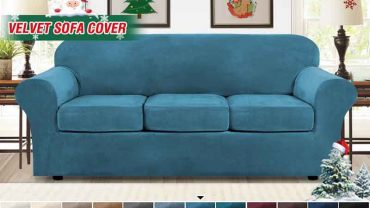 Slipcovers for Sofas with 3 Separate Cushions