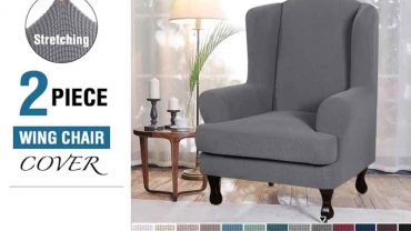 Best Slipcovers For Wingback Chairs