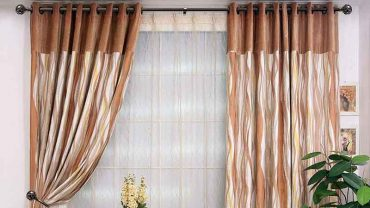 Heavy Duty Curtain Rods for Large Windows
